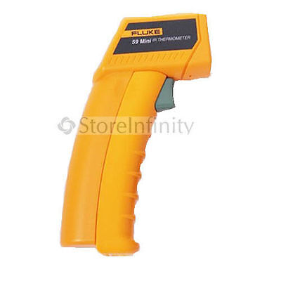 FLUKE 59 Mini Handheld Infrared Thermometer Gun Temperature Laser AU Post