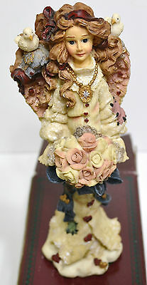 Boyds Bears & Friends The Folkstone Collection  Athena The Wedding Angel
