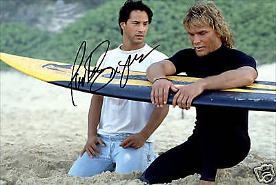 Patrick Swayze Signed 8X10 Photo Dirty Dancing Ghost 15