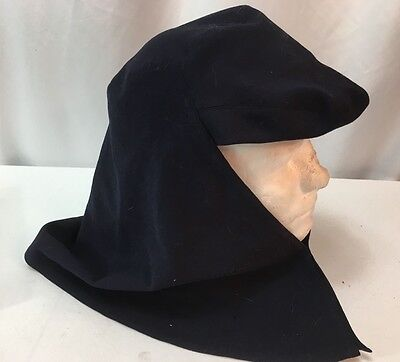 WWII US Navy Nurses Hooded Hat