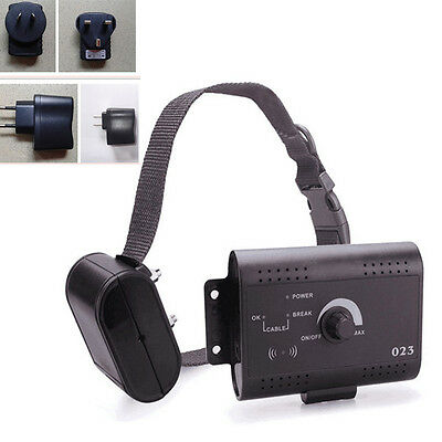 CHEAP Wireless Invisible Dog Collar Pet Fence System Electronic Fence Waterproof