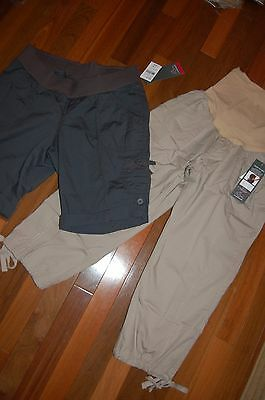 NWT MEDIUM OH BABY MOTHERHOOD Lot of 2 Bottoms AWESOME ~ L@@K!