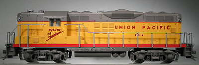MTH O (1/48) GP9 Union Pacific Diesel Electric Locomotive KF-237