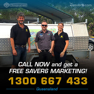Business for Sale - Shade Sheds, Mobile Trailer Business, Finance Available, QLD