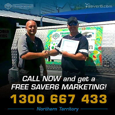 Business for Sale - Shade Sheds, Mobile Trailer Business, Work from Home, NT