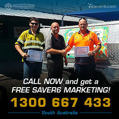 Business for Sale - Shade Sheds, Mobile Trailer Business, Work from Home, SA