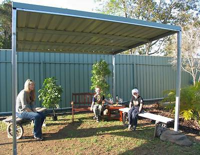 Shade Sheds, Steel Carport, Garage,Quick-Install & Movable in South Brisbane,QLD