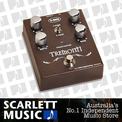 T-Rex Tremonti Signature Phase Shifter Effect Pedal *BRAND NEW*