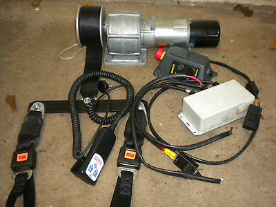 Bushey Hall electric winch for  wheelchair / Scooter, Used