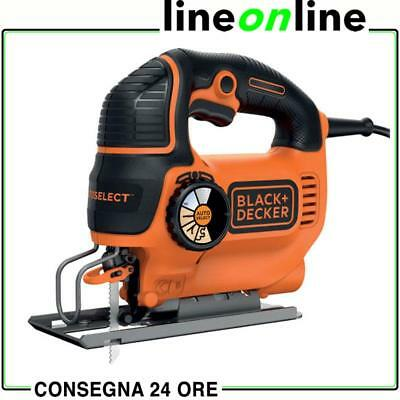 Black & Decker KS901SESA seghetto alternativo 620W