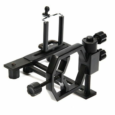 Telescope Universal Stand Mount Metal Spotting Scopes For Camera CellPhone DC626