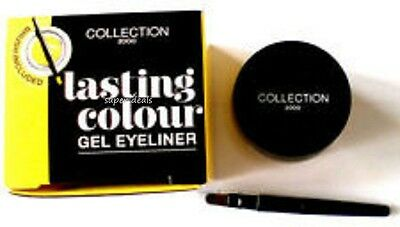 Collection Lasting Colour Gel Eyeliner - without brush - free postage