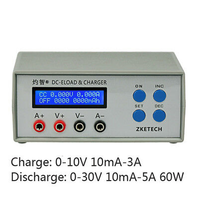 Battery Charge Discharge Capacity Tester Mobile Power Charging Head Testing A05+