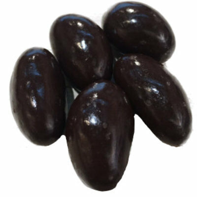 Dark Plain Chocolate Brazils Retro Sweet Shop Traditional Old Fashioned Candy