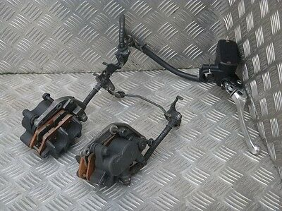 Honda Cbr600 Fw Front Brake System / Master Cylinder / Front Calipers