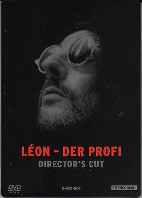 Leon - The Professional , Director's Cut - 2 Disc Steelbook , Jean Reno