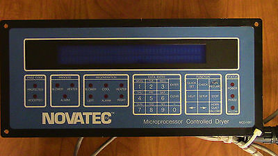Novatec MD-101 Dryer Control Head