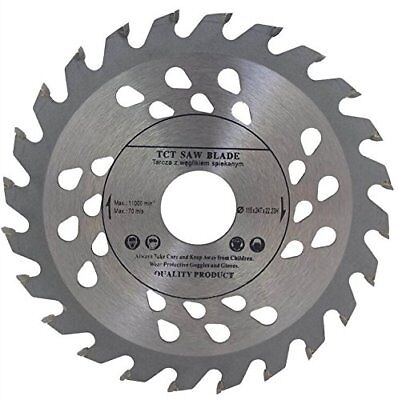 NEW 115mm to 300mm Angle Grinder Chop Saw Circular Discs for Wood & Plastics
