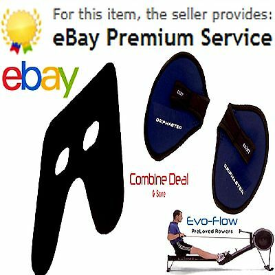 Combined Deal, Big Saving, Concept 2, Seat Pad, & Grip Masters, For all Models,