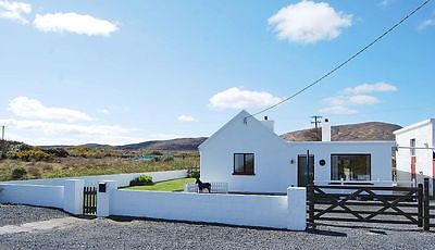 Achill Island Holiday cottage, week June 17th/2017 to 24/07/2017