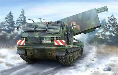 Trumpeter ®  M270/A1 Multiple Launch Rocket System 1:35