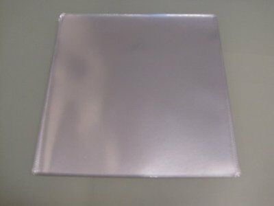 10'' Deluxe PVC Vinyl Record Outer Sleeves (PACK of 40)