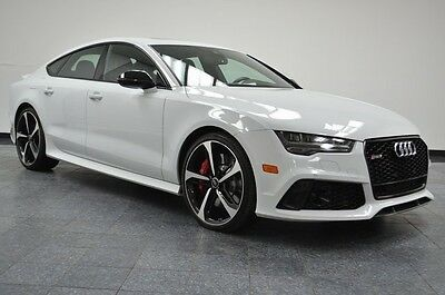 2016 Audi RS7 4.0T Prestige $129,875 MSRP Fully Optioned 2016 Audi RS 7 4.0T Prestige $129,875 MSRP Fully Options Gorgeous Car!