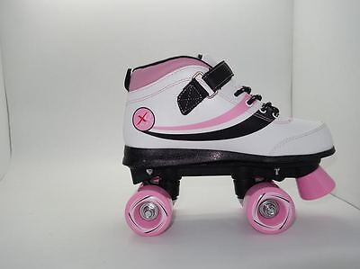 Retro Disco Roller Skates - Various Colours & Sizes