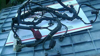 03 MAZDA 6 ENGINE HARNESS FUEL INJECTOR WIRING 4 cyl. 2003 2004 2005 2006 2007