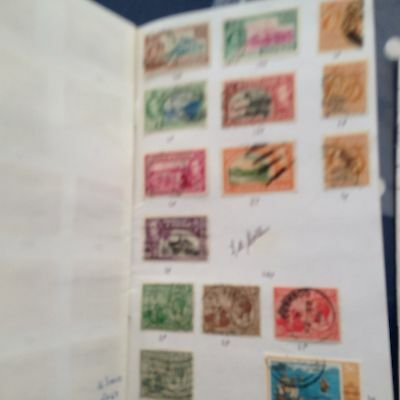 2 Club Approval Booklets with very good mint and used Br Commonwealth stamps