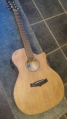 Tanglewood TVC X MP exotic electro acoustic guitar RRP£399