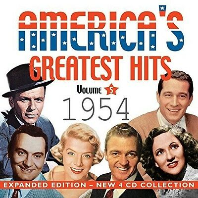 Various Artists - America's Greatest Hits 1954 / Various [New CD] Extended Editi
