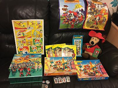 Dogtanian Retro 80's Collection, Collectible's
