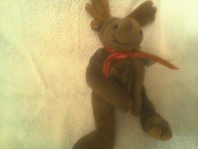 Boyds Bears Plush MILLIE LAMOOSE Fabric Baby Moose 51730