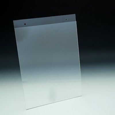 """8.5""""x11"""" Wall Mount Vertical Sign Holder, Pack of 10 (Free shipping)"""