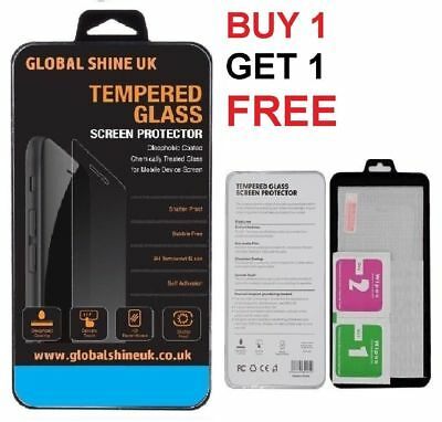 Genuine Tempered Glass Screen Protector Protection For Apple iPhone 6S & 6 - NEW