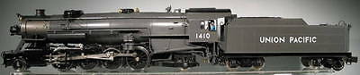 Williams O Scale (1/48) USRA Union Pacific Mikado 3Rail Steam Locomotive KF-227