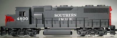 Weaver O Scale (1/48) GP38-2 Southern Pacific Diesel Locomotive KF-228