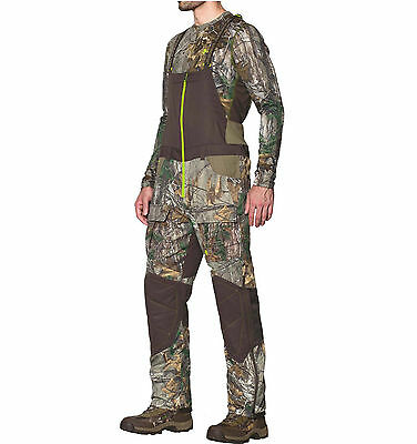 Under Armour  UA Scent Control Barrier Bib Realtree AP Xtra 1259183-946 SMALL