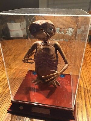 12 Inch The Extra-Terrestrial E.t.authentic Figure Limited Edition
