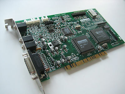 Diamond Monster Sound Card M80 PCI MINT Condition Tested FREE Shipping