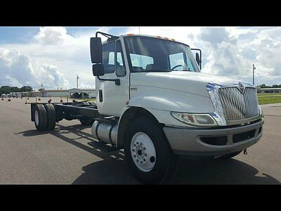 2012 INTERNATIONAL 4300 CAB & CHASSIS Cab & Chassis