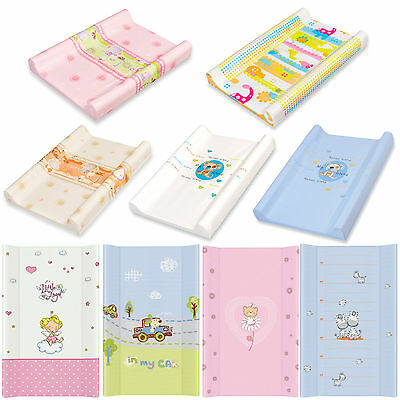 Baby Changing Mat Soft Padded Waterproof Brand New Many Designs