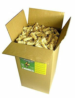 Eco Firelighters Flamers Natural Firelighters Fire Lighters 10kg = about 1000pcs