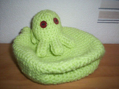 Cthulhu dice bag - great gift for gamers, many colours available! +bonus Cthulhu