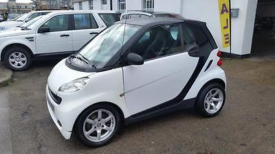 2009 Smart Fortwo 1.0 Pure Cabriolet 2dr