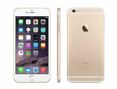 APPLE iPhone 6 64 GB gbyte GOLD GOLD WHITE WITH ACCESSORIES + WARRANTY,VERIZON