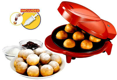 Melissa 1000W Mini Muffins Kuchen Jelly Donut Maker  Babycakes Pop Cake-Maker