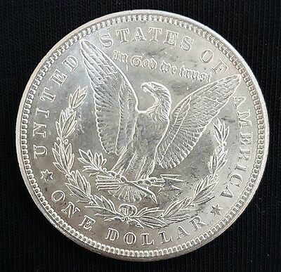 1900 P USA Morgan Silver Dollar Coin. UNCIRCULATED....