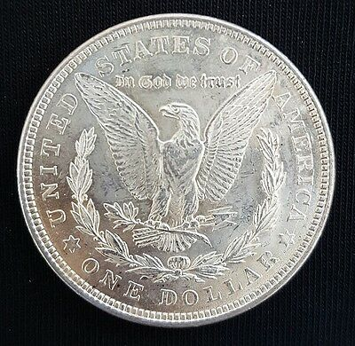 1921 P USA Morgan Silver Dollar Coin. UNCIRCULATED....
